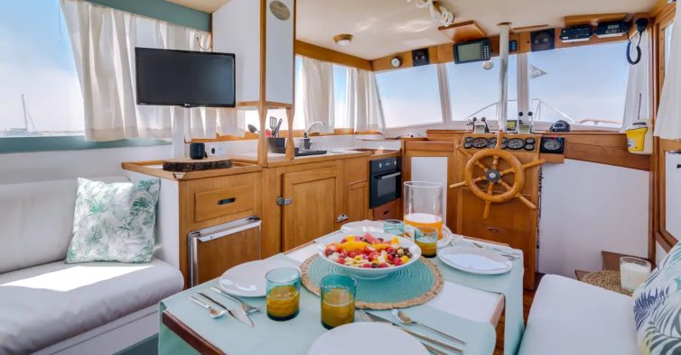 Secrets Tips: There Is a Phenomenal New Boat Hotel In The Algarve algarve Secrets Tips: There Is a Phenomenal New Boat Hotel In The Algarve a87ff679a2f3e71d9181a67b7542122c 6 754x394