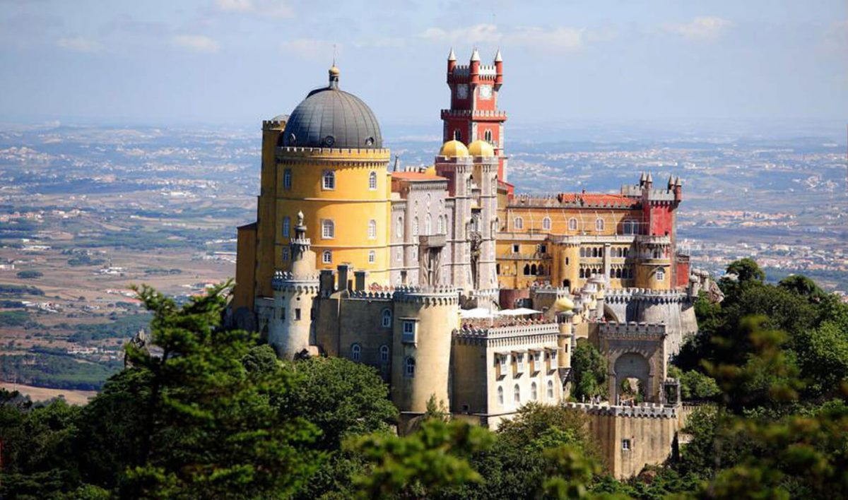Secrets Itinerary: Planning a Weekend Gateway to Portugal? Sintra Is The Place for You sintra Secrets Itinerary: Planning a Weekend Gateway to Portugal? Sintra Is The Place for You palais pana sintra lisbonne portugal 1 e1566289618200