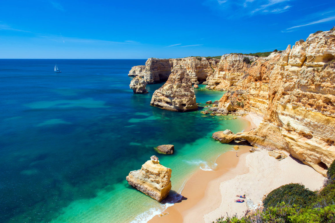 7 LUXURY DAYS IN PORTUGAL portugal 7 LUXURY DAYS IN PORTUGAL praia da marinha 1