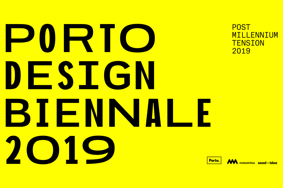 Everything You Need To Know About Porto Design Biennale porto Everything You Need To Know About Porto Design Biennale Cartaz Porto bienal design