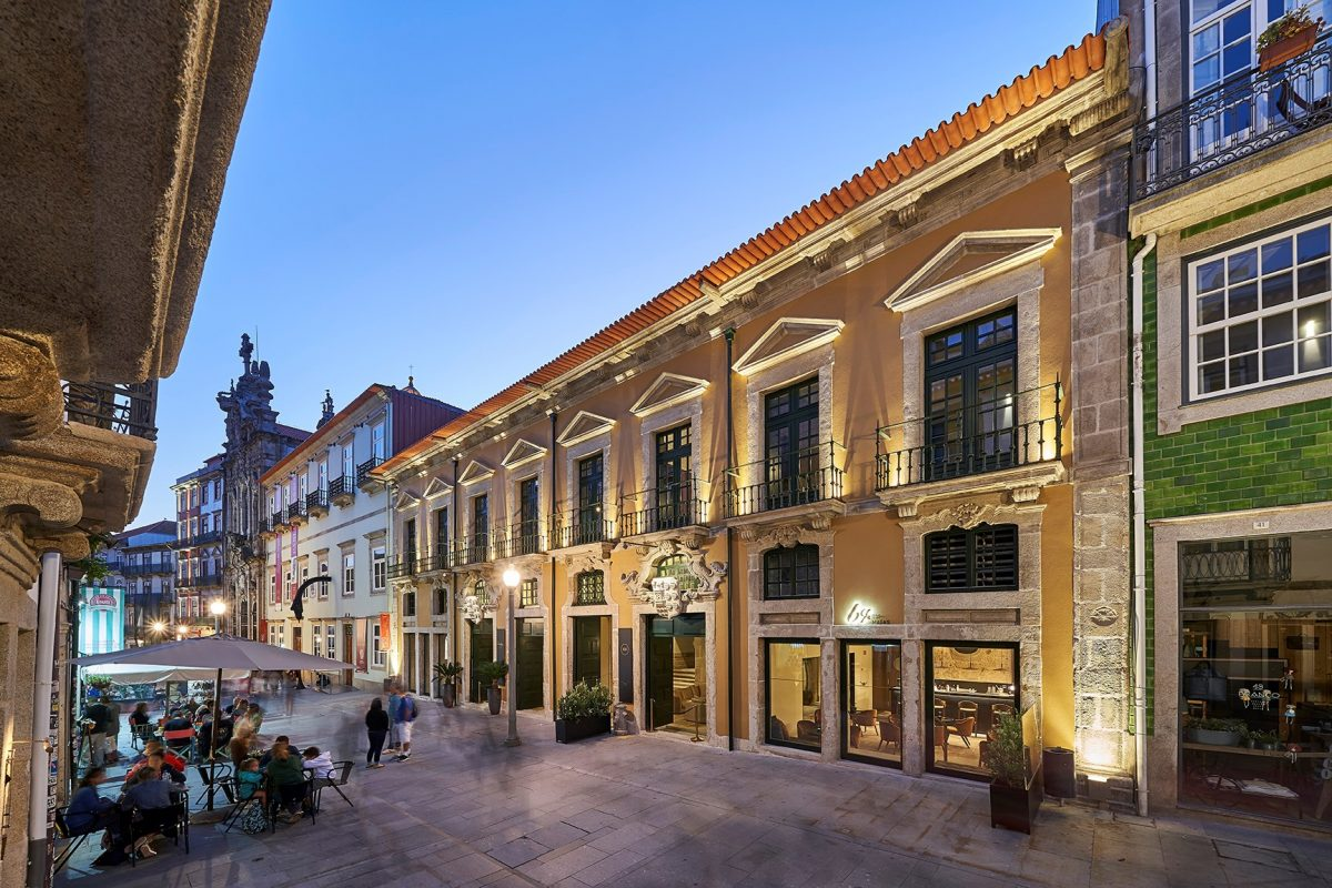Porto Bay Flores: A Luxury Palace Hotel In The Heart Of Porto
