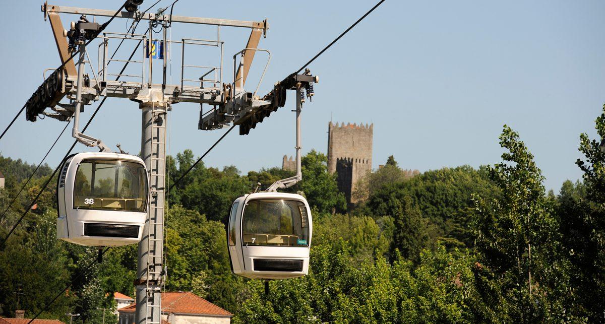 Secrets Itinerary: Discover Guimarães, The Birthplace Of Portugal guimarães Secrets Itinerary: Discover Guimarães, The Birthplace Of Portugal teleferico guimar  es e1566904132551