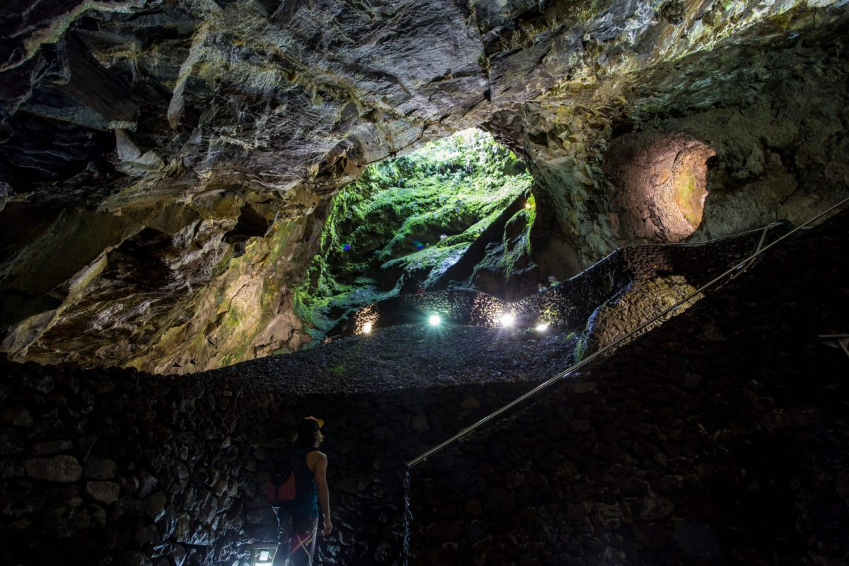 Portuguese Eden: 7 Sensational Things to do In The Azores azores Portuguese Eden: 7 Sensational Things to do In The Azores Algar do Carvao 10 e1570540775764