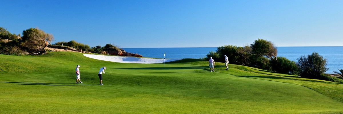 Algarve Was Named The Best Golf Destination In The World for 2020