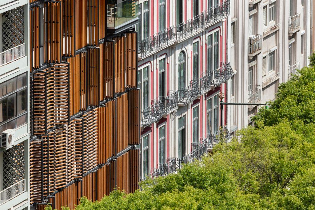 Best Architecture Projects: Lisbon Wood Residential Building lisbon wood residential Best Architecture Projects: Lisbon Wood Residential Building Best Architecture Projects Lisbon Wood Residential Building 2 1024x683
