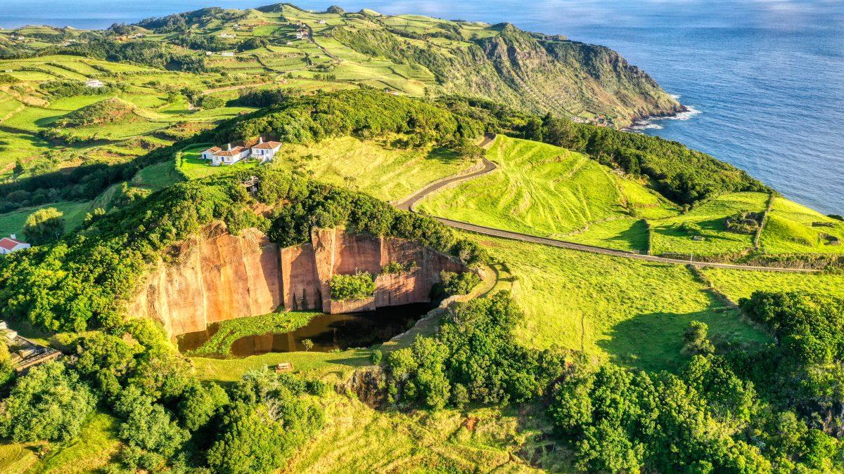 Santa Maria Island, The Incredible Rising Island santa maria island Santa Maria Island, The Incredible Rising Island DJI 0005 e1570550180377