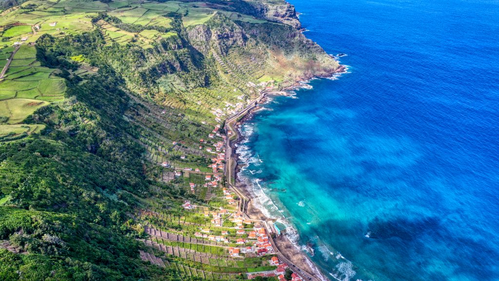 Portuguese Eden: 7 Sensational Things to do In The Azores azores Portuguese Eden: 7 Sensational Things to do In The Azores DJI 0059 1024x576