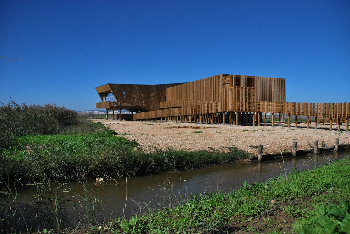 Discover EVOA, An Environmental Interpretation Center in Lezíria