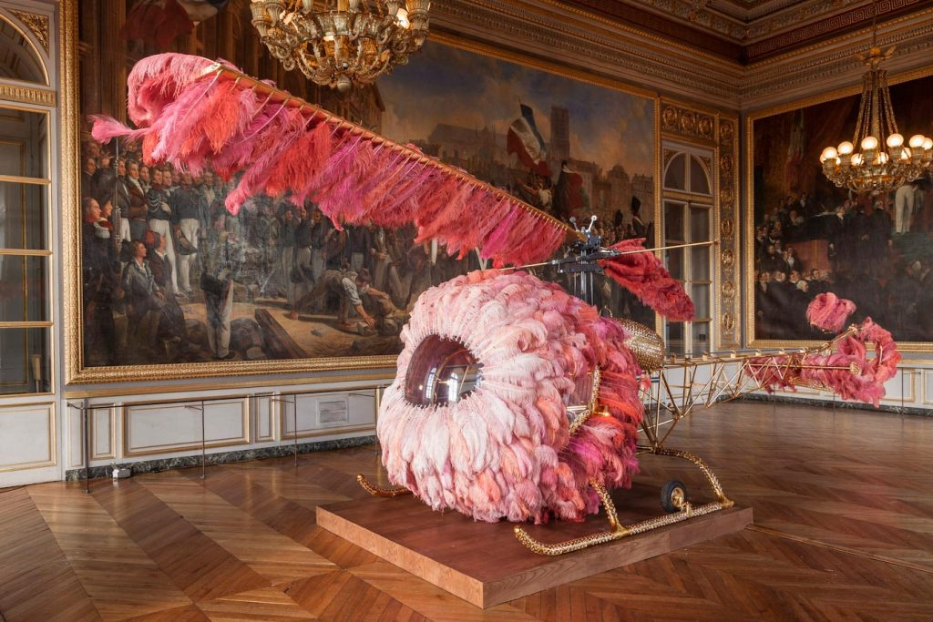 Joana Vasconcelos Will Have An Exhibition In Boston's New Museum joana vasconcelos Joana Vasconcelos Will Have An Exhibition In Boston's New Museum Joana Vasconcelos Will Have An Exhibition In Bostons New Museum 7 1 1024x683