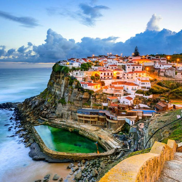 portugal Condé Nast Traveller Chose Portugal As The Best European Destination Of 2019 azenhas do mar portugal 1 700x700