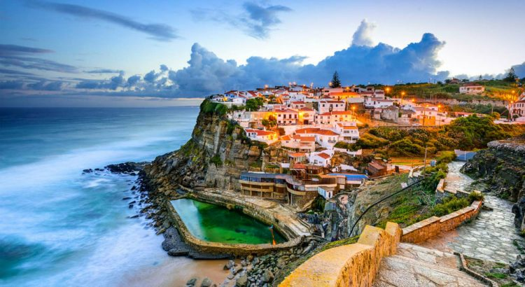 portugal Condé Nast Traveller Chose Portugal As The Best European Destination Of 2019 azenhas do mar portugal 1 750x410