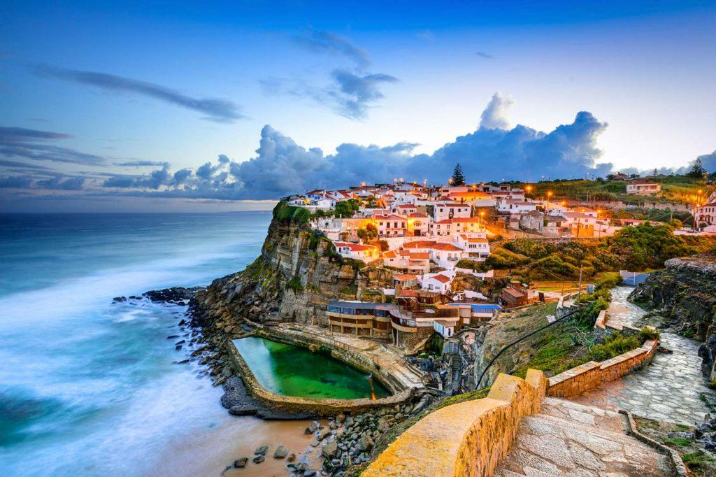 Condé Nast Traveller Chose Portugal As The Best European Destination Of 2019 portugal Condé Nast Traveller Chose Portugal As The Best European Destination Of 2019 azenhas do mar portugal 1024x682