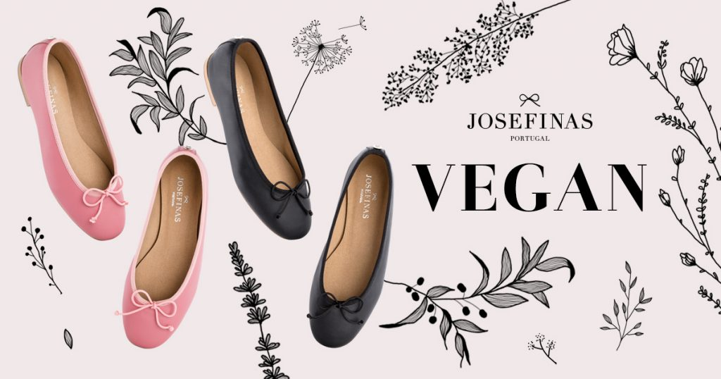 Josefinas: The Portuguese Brand That Shines In New York Launches The First Sustainable Ballerinas josefinas Josefinas: The Portuguese Brand That Shines In NYC Launches The First Sustainable Ballerinas josefinas vegan share 1 1024x538