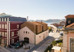 casa altinho Casa Altinho Overlooks Lisbon Waterfront With Nestin Volumes Of Delicate Brickwork Casa Altinho Overlooks Lisbon Waterfront With Nestin Volumes Of Delicate Brickwork 3 1 250x177