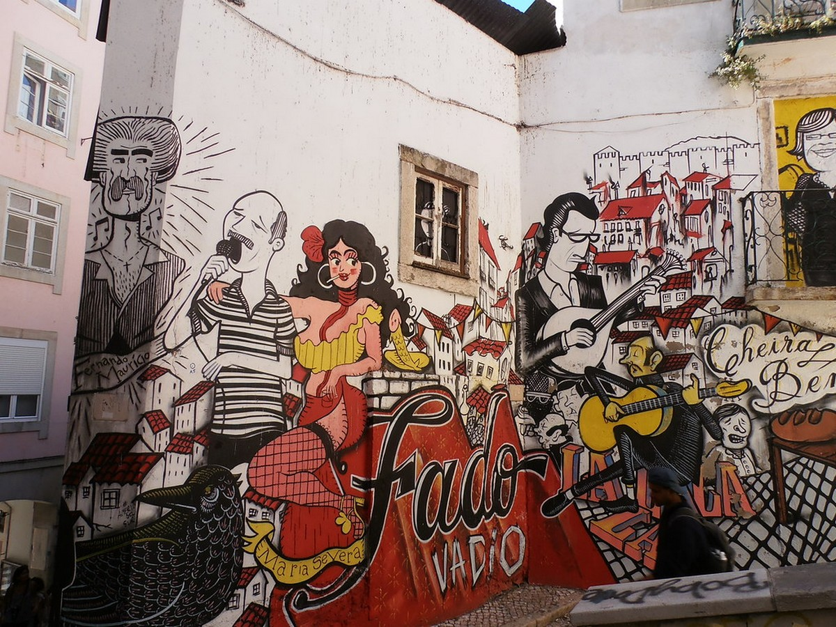 Secrets Itinerary Where To See Lisbon's Best Street Art street art Secrets Itinerary: Where To See Lisbon's Best Street Art Secrets Itinerary Where To See Lisbons Best Street Art 1