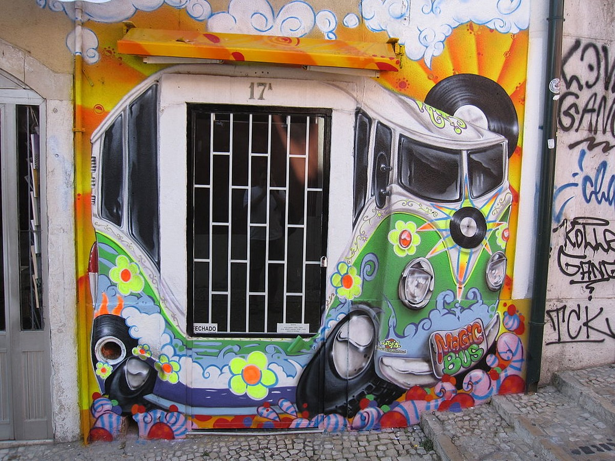 Secrets Itinerary Where To See Lisbon's Best Street Art street art Secrets Itinerary: Where To See Lisbon's Best Street Art Secrets Itinerary Where To See Lisbons Best Street Art 2