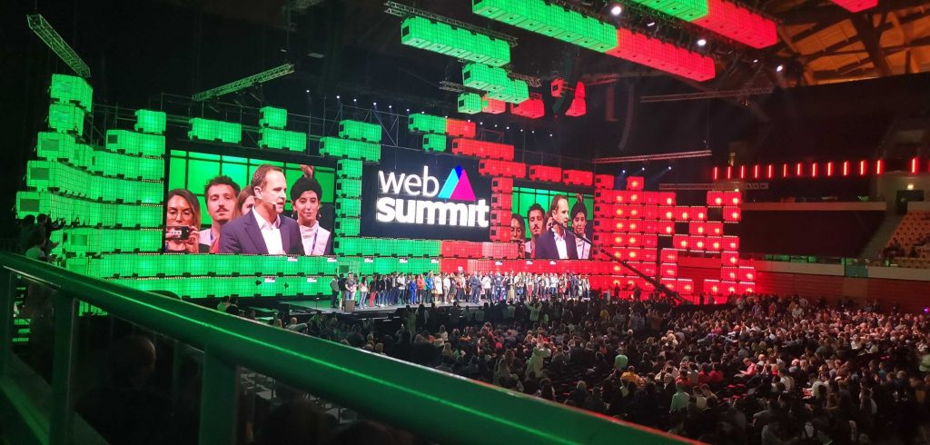 Web Summit 2019: Highlights From Day 1 web summit Web Summit 2019: Highlights From Day 1 Web Summit 2019 Highlights From Day 1 6 1024x490
