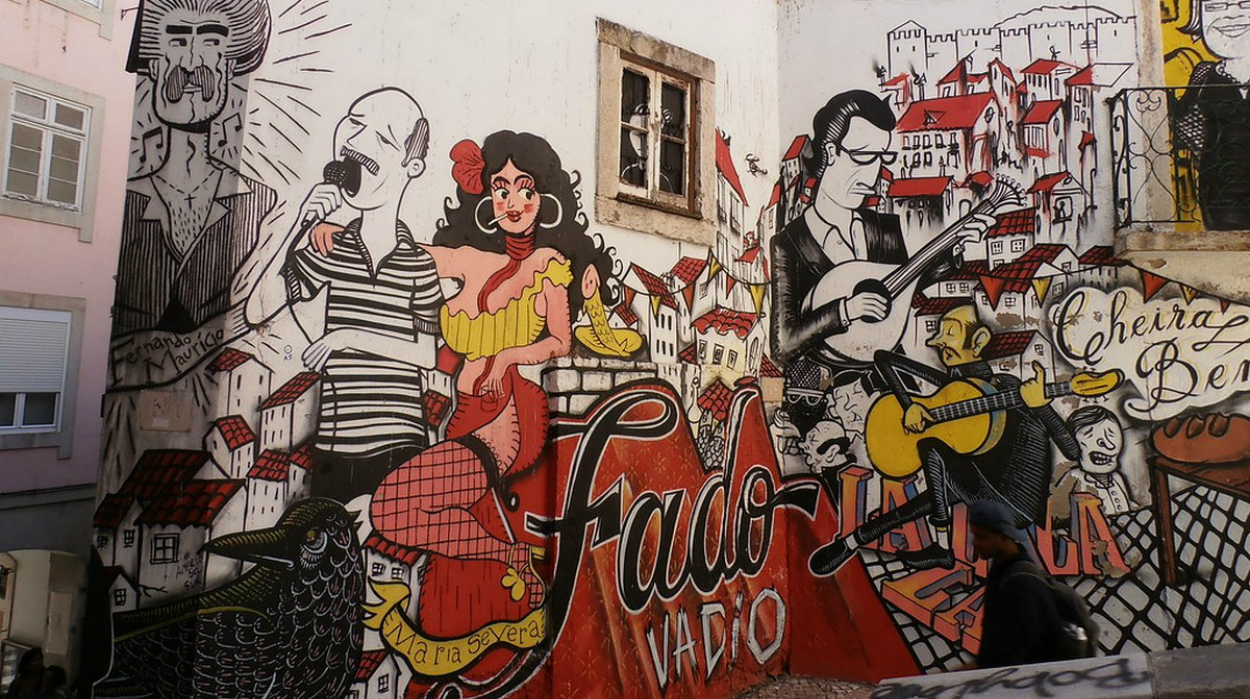 street art Secrets Itinerary: Where To See Lisbon's Best Street Art feat 2