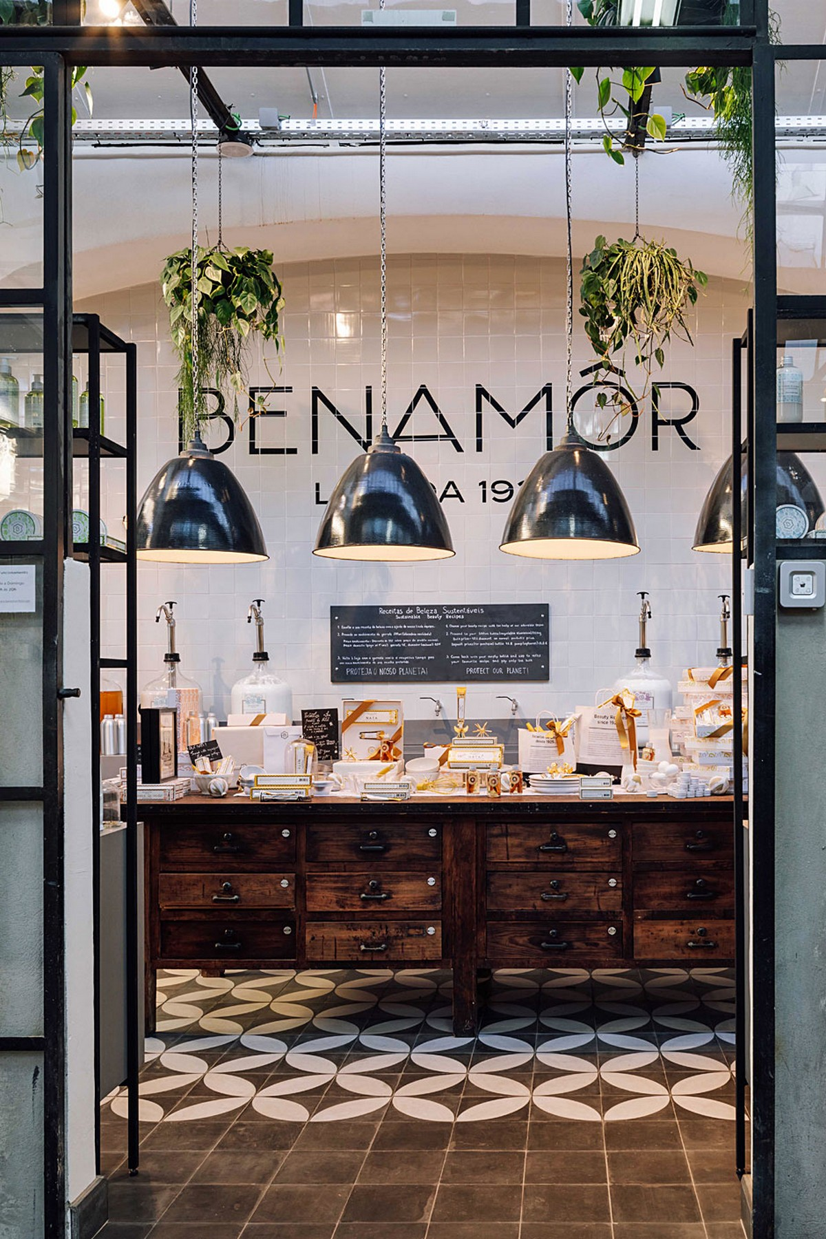 Benamôr The Iconic Portuguese Brand Has a New Store in Lisbon