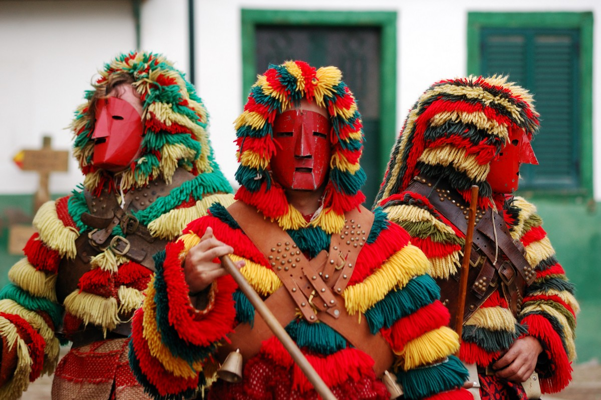 Caretos de Podence Are An Intangible Cultural Heritage of Humanity by UNESCO! caretos de podence Caretos de Podence Are An Intangible Cultural Heritage of Humanity by UNESCO! Caretos de Podence Are An Intangible Cultural Heritage of Humanity by UNESCO 1
