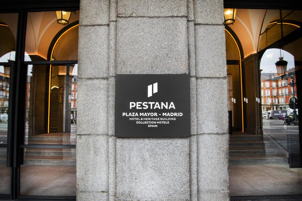 """The """"best new boutique hotel in Europe"""" is Portuguese and is located in  Madrid 