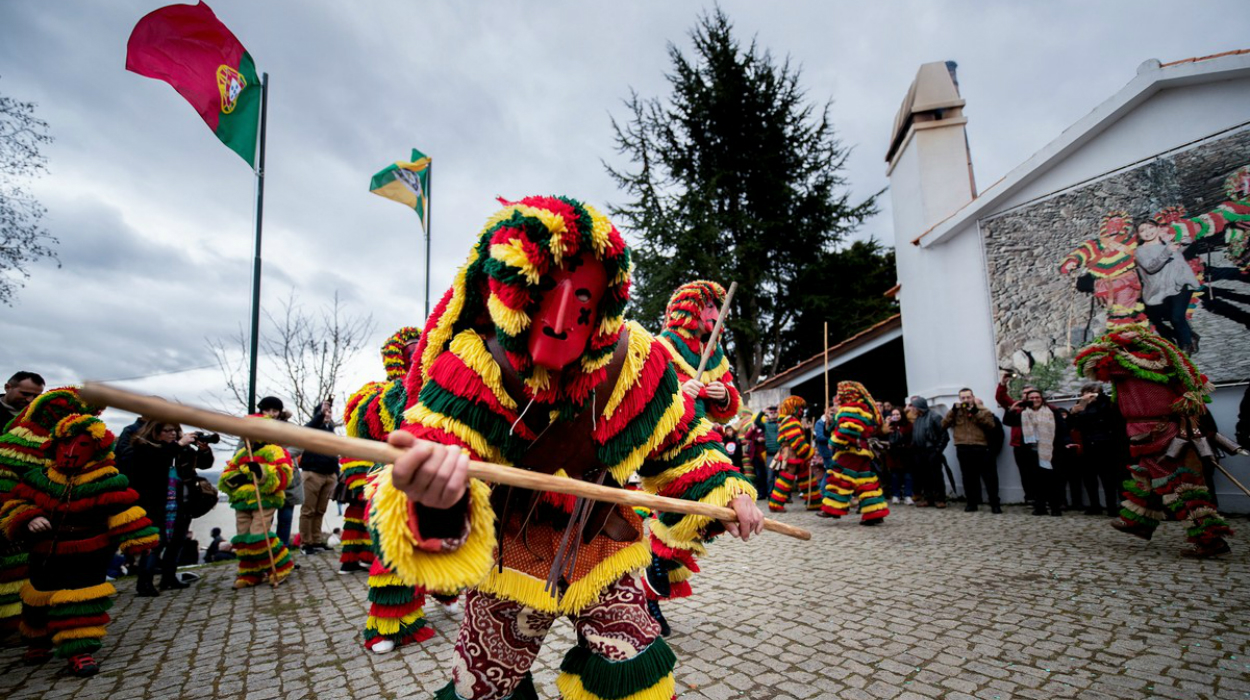 caretos de podence Caretos de Podence Are An Intangible Cultural Heritage of Humanity by UNESCO! feat 3