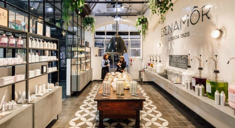 benamôr Benamôr: The Iconic Portuguese Brand Has a New Store in Lisbon feat 8 750x410