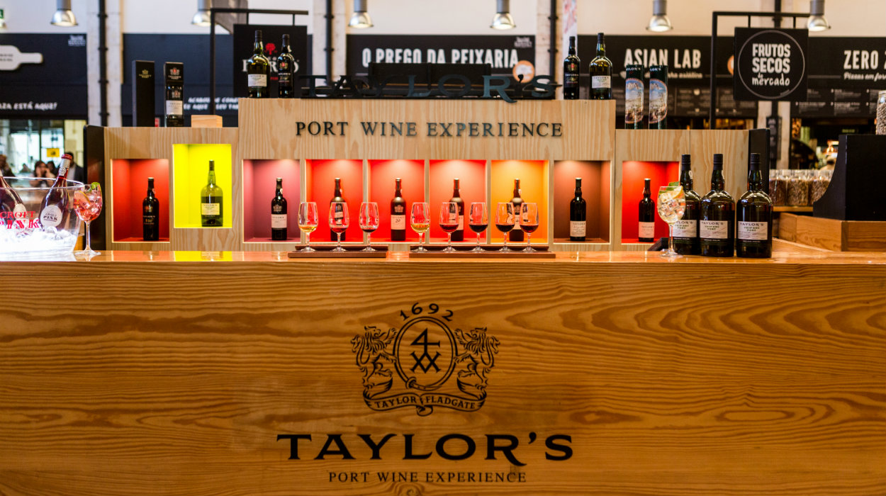port wine Lisbon: Time Out Market Has A Kiosk Dedicated To Port Wine gfeatured