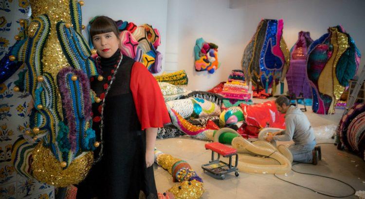 joana vasconcelos Joana Vasconcelos And Roche Bobois: Arte de Viver In Art Basel Miami 2019 joana Vasconcelos 1 750x410
