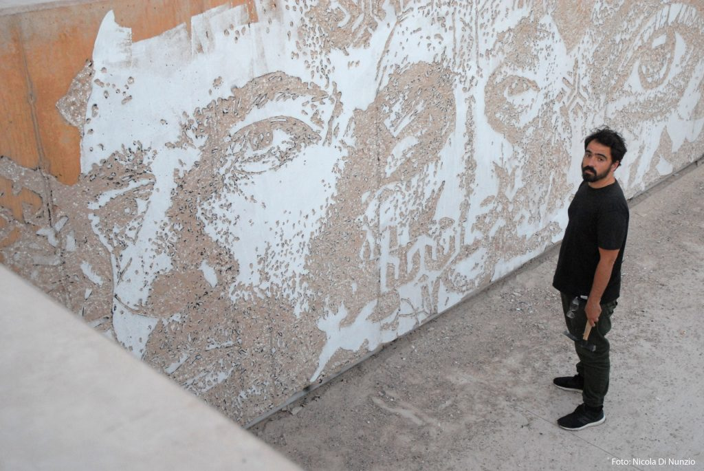 Vhils Opens Its First Major Solo Exhibition in the United States vhils Vhils Opens Its First Major Solo Exhibition in the United States Vhils Opens Its First Major Solo Exhibition in the United States 1024x685