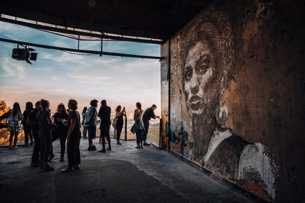 Vhils Opens Its First Major Solo Exhibition in the United States vhils Vhils Opens Its First Major Solo Exhibition in the United States Vhils Opens Its First Major Solo Exhibition in the United States 2 1 1024x683