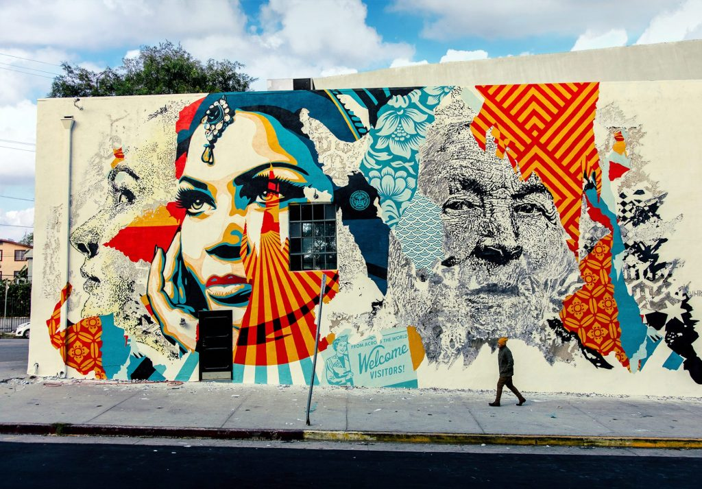 vhils Vhils Opens Its First Major Solo Exhibition in the United States Vhils Opens Its First Major Solo Exhibition in the United States 3 1024x713