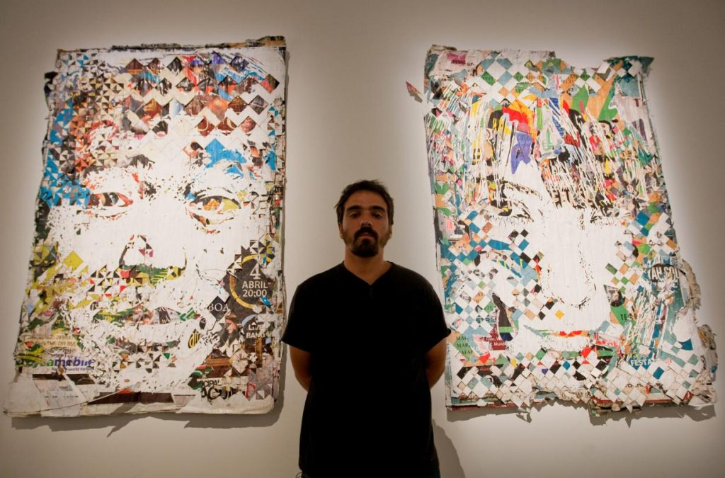 Vhils Opens Its First Major Solo Exhibition in the United States vhils Vhils Opens Its First Major Solo Exhibition in the United States Vhils Opens Its First Major Solo Exhibition in the United States 6 1024x675