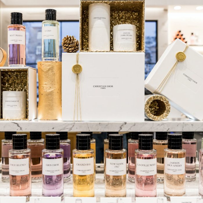 Dior Declares his Love for Perfume with the First Boutique in Lisbon feat 700x699