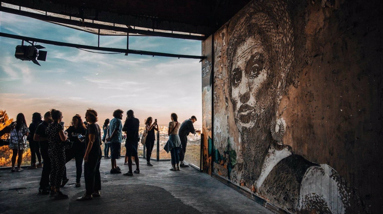 vhils Vhils Opens Its First Major Solo Exhibition in the United States fit