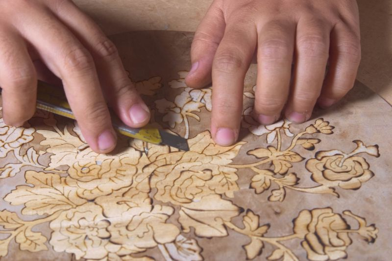 The Wonders Of Craftmanship – Details Of Marquetry marquetry The Wonders Of Craftmanship – Details Of Marquetry The Wonders Of Craftmanship Details Of Marquetry 10