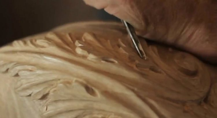 wood carving The Wonders Of Craftsmanship – Details Of Wood Carving TatteredFaroffDragon poster 750x410