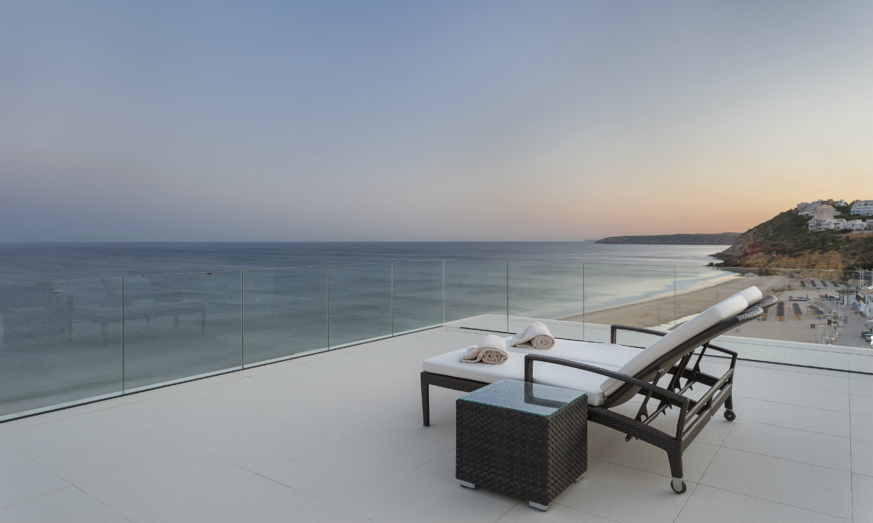 Vila Vita Hotel: Luxury, Elegant and Secluded Getaway in the Algarve Villa Alegria Rooftop terrace 3